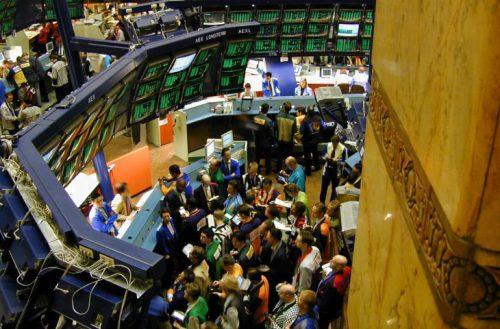 Investor flight spurs equities' H1 rally