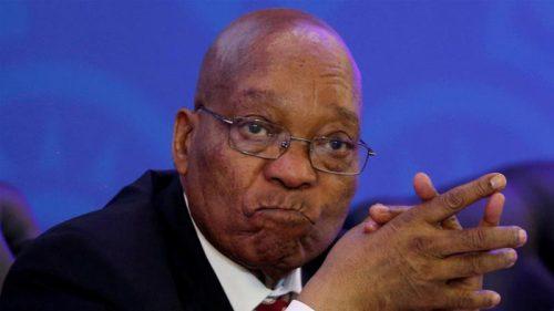 Zuma Has Next Move in ANC Power Battle as Gupta Home Raided