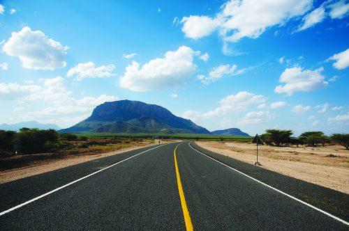 Kenya's $3.5 Billion Road Project Delayed by Debt Concerns