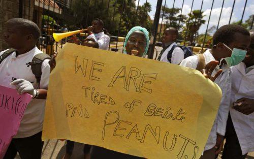 Firing of Striking Nurses Stokes Concern About Zimbabwe's Democracy